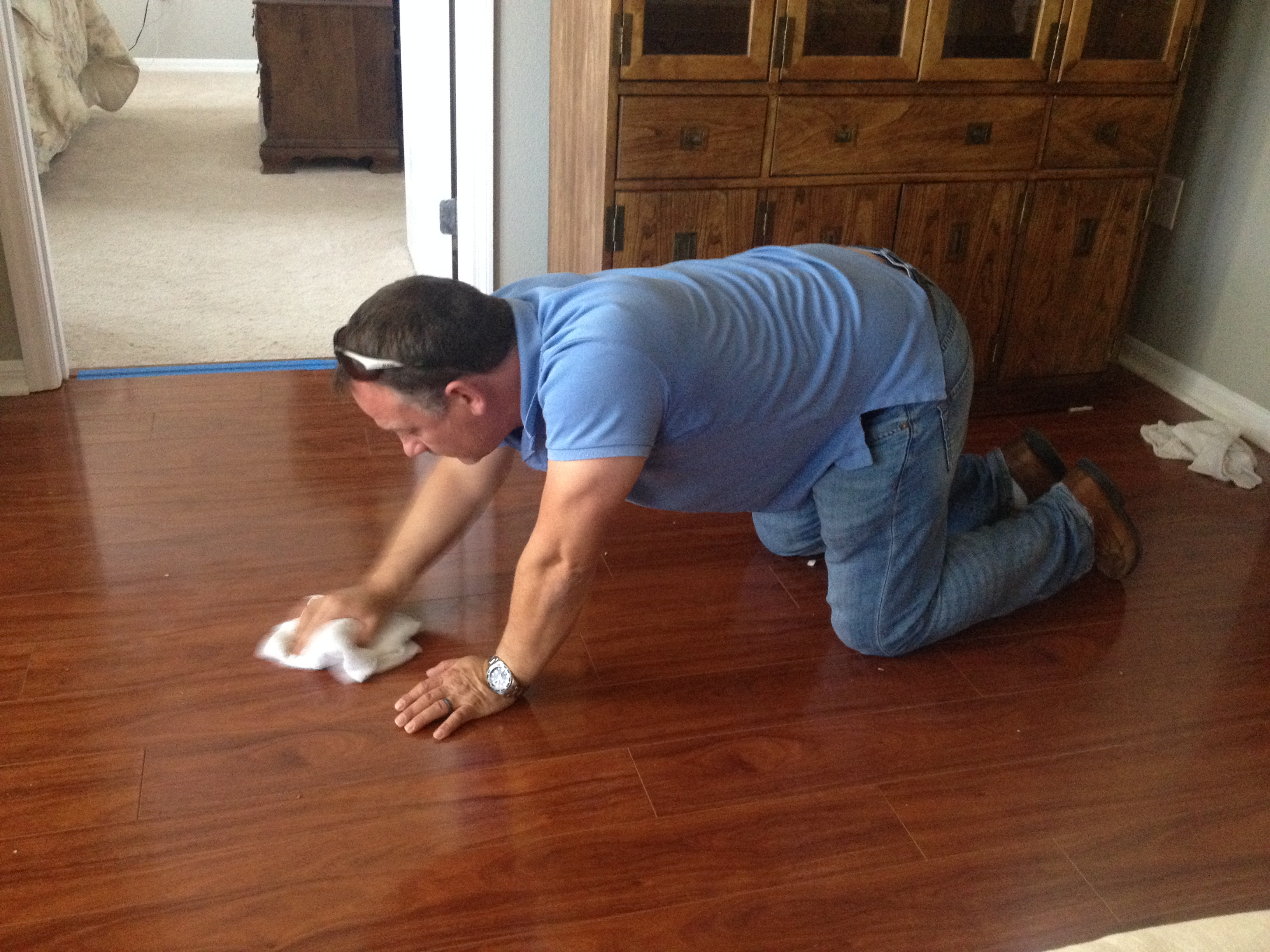 Don't Fall to Your Knees Over Flooring Decisions