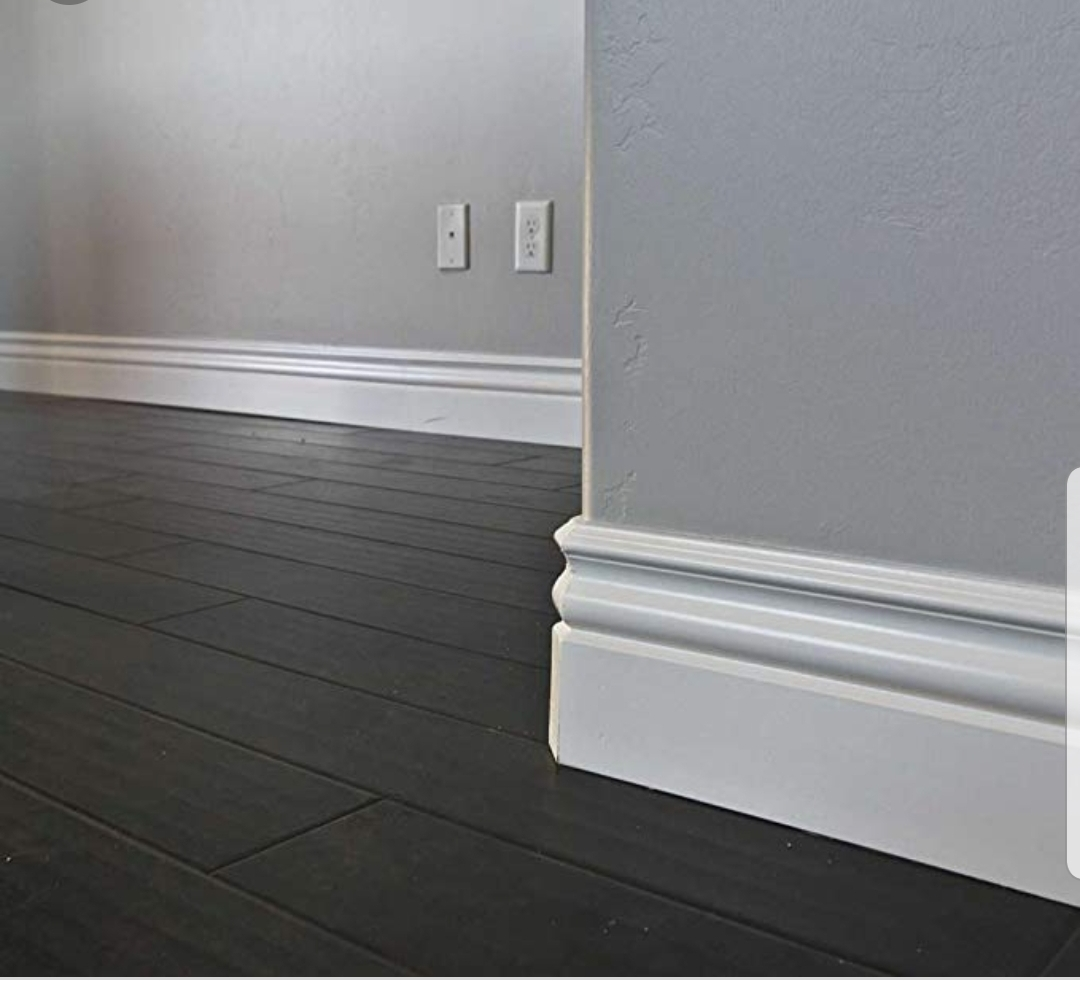 Baseboard and Flooring Accessories.