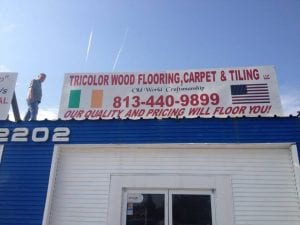 Why choose Tricolor Flooring?