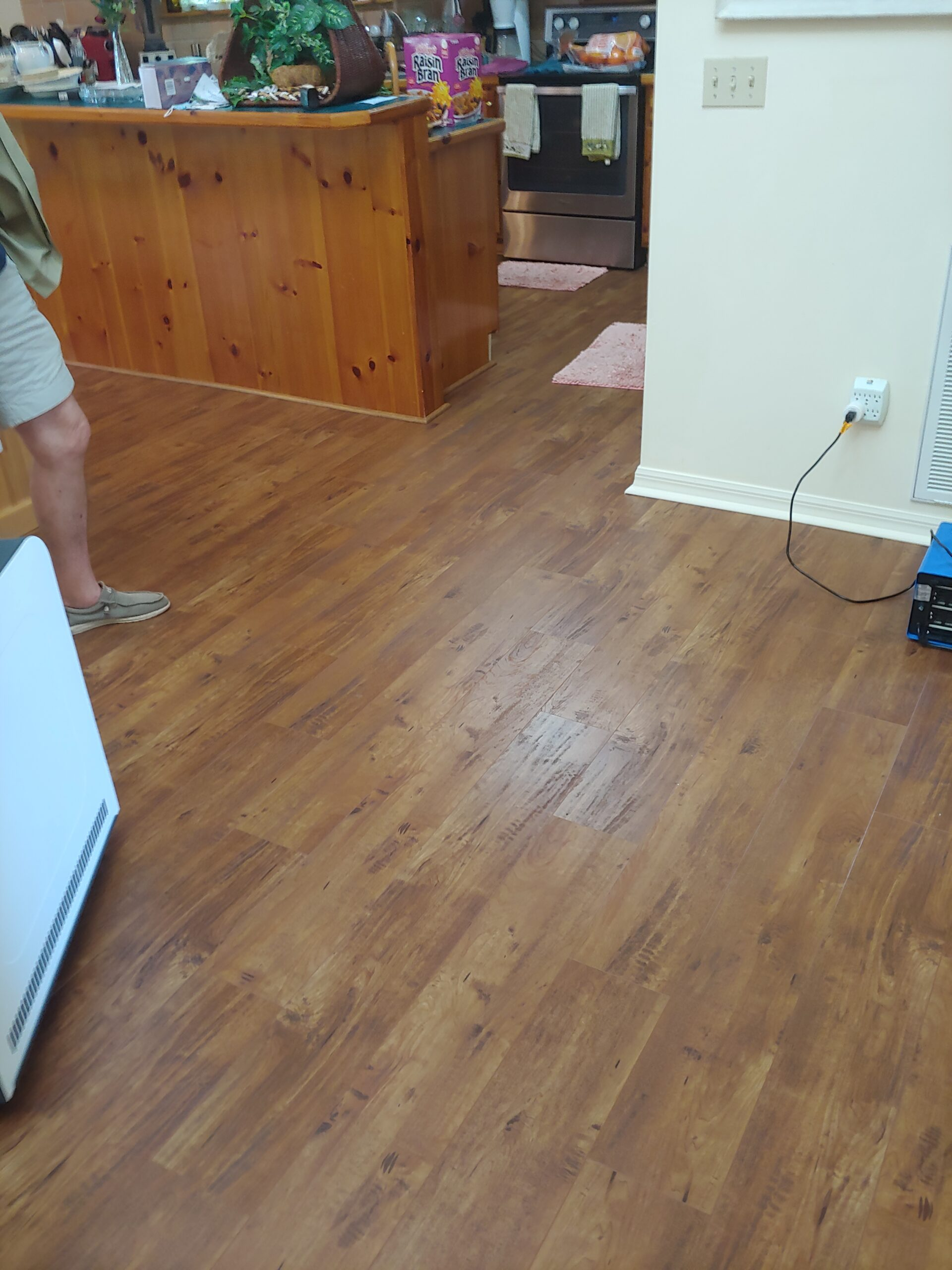 "</p> <p style=""background-color: light-blue;"">We invite you to come to our showroom to see and touch our flooring samples and discuss with our sales your shopping list and any question you may have. Visit our showroom or call us at (813) 645-1201 to set up an appointment to shop at home service.</p> <p>"