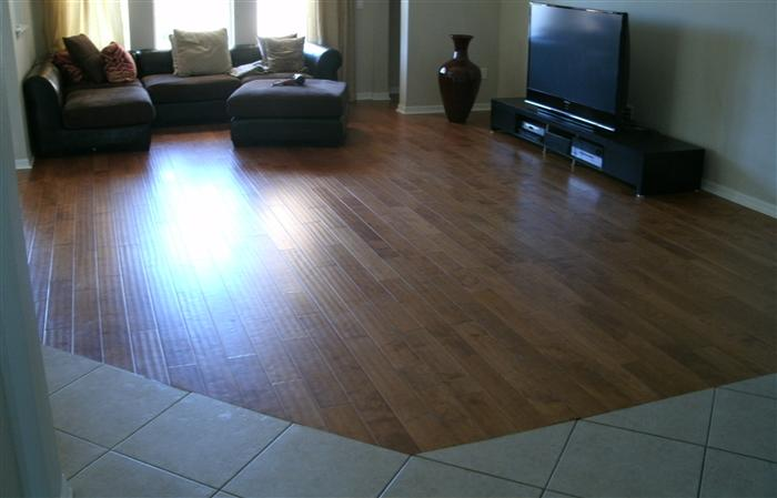 tricolor flooring finished flooring projects